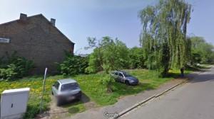 foto Keldermeersbaan google streetview